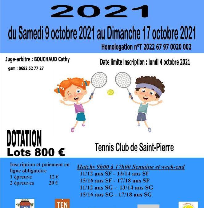 OPEN Jeunes de Saint-Pierre 2021